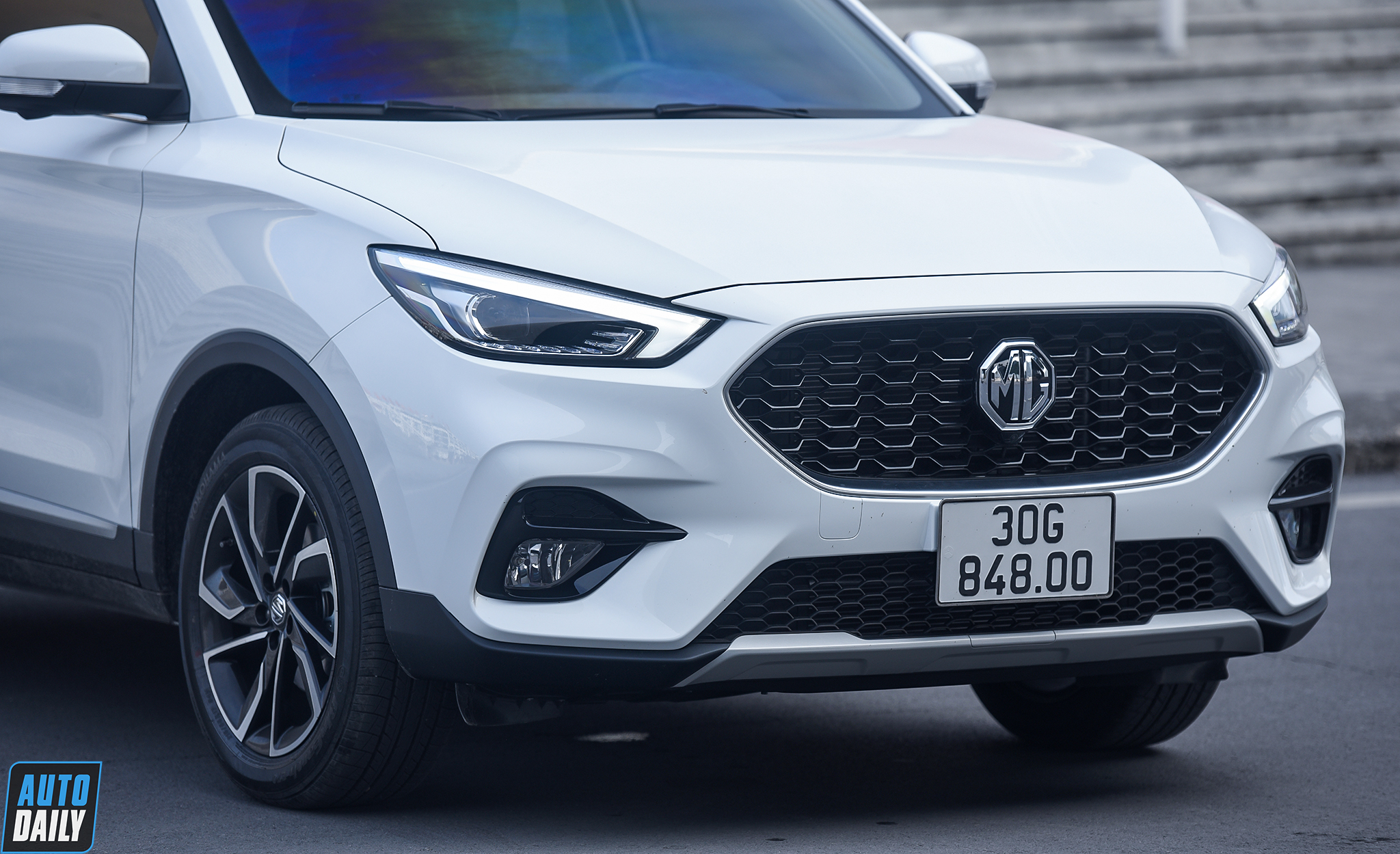 MG ZS 2021 evaluation: A reasonable choice of VND 600 million 1.jpg price range
