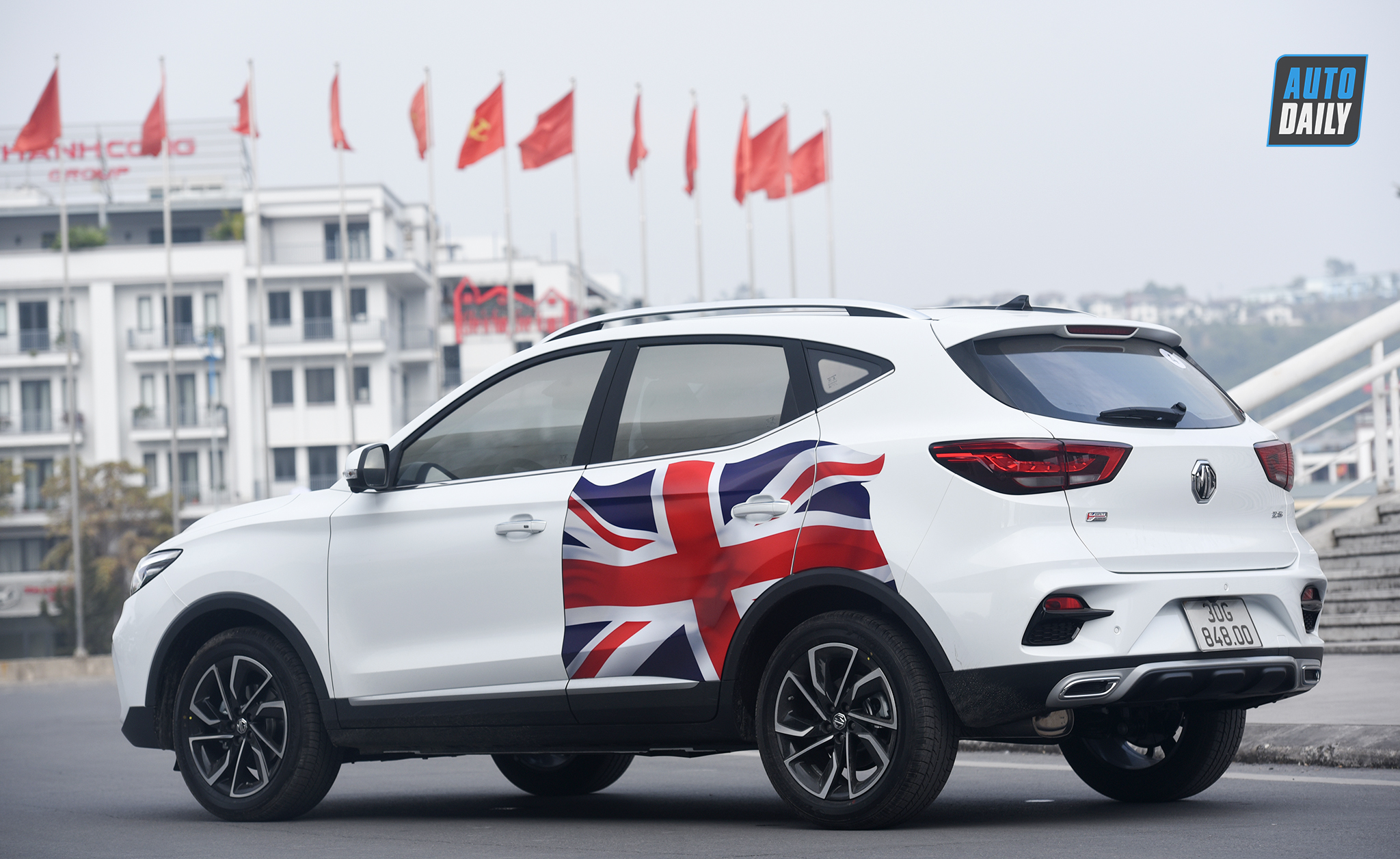 MG ZS 2021 evaluation: A reasonable choice of 600 million VND 11.jpg