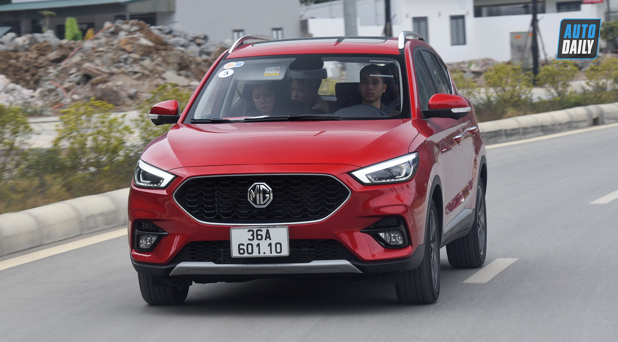 MG ZS 2021 evaluation: A reasonable choice of 16.jpg price range of 600 million VND