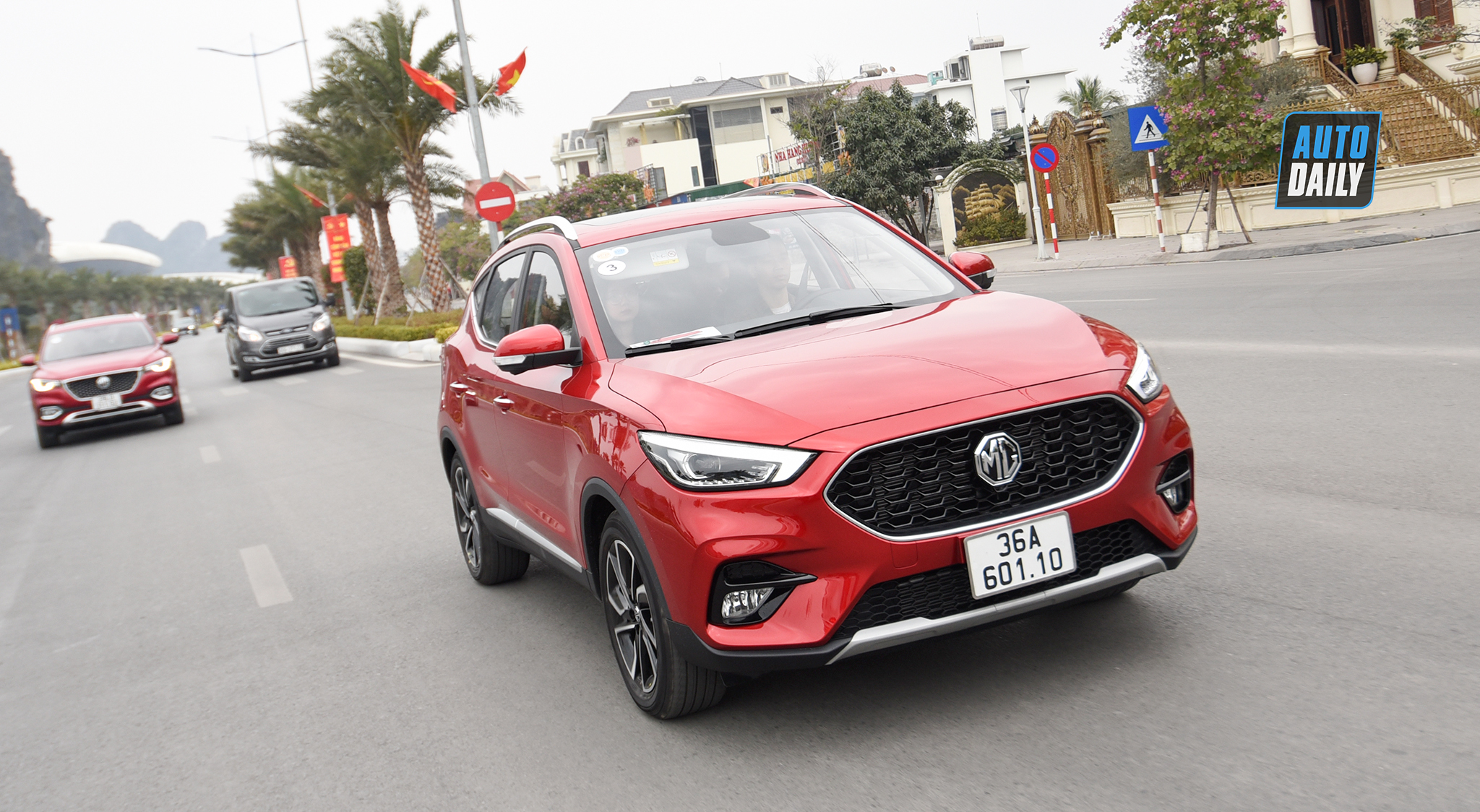 MG ZS 2021 evaluation: A reasonable choice of 2021 VND 600 million price range