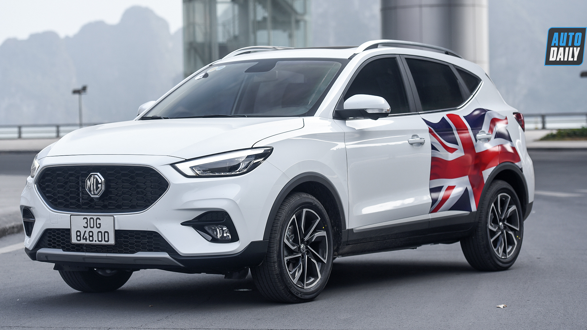 MG ZS 2021 evaluation: A reasonable choice of VND 600 million 3.jpg price range