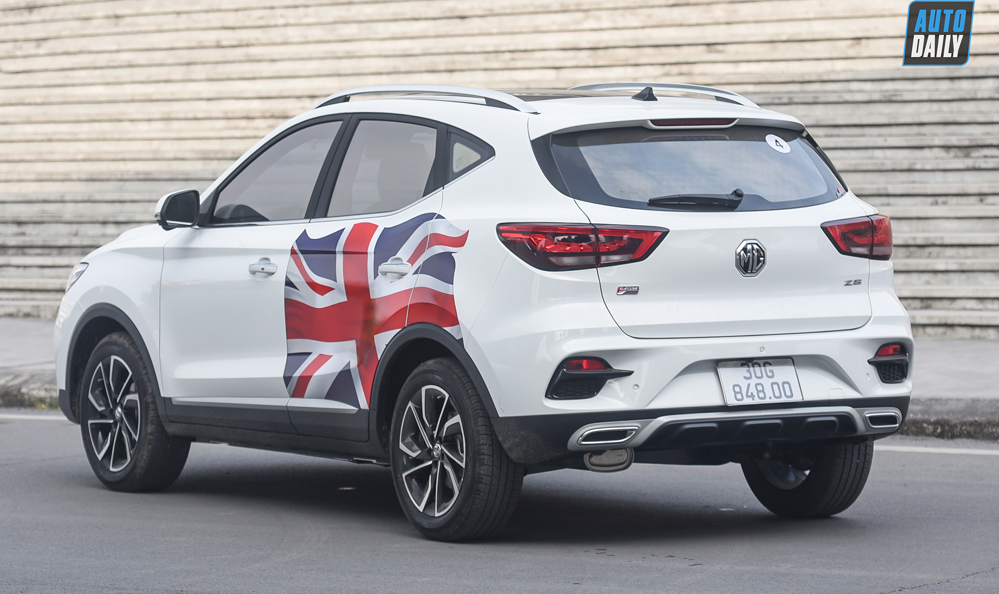 MG ZS 2021 evaluation: A reasonable choice of VND 600 million 4.jpg price range