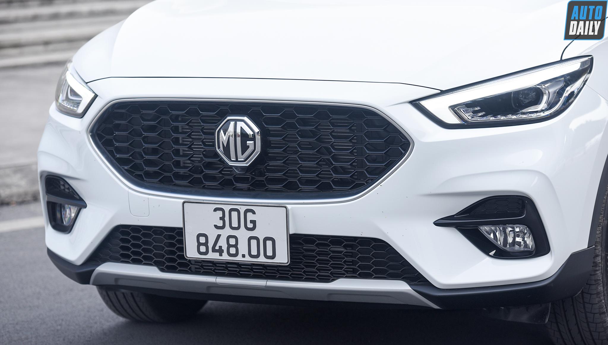 MG ZS 2021 evaluation: Reasonable choice of price range of VND 600 million 8.jpg