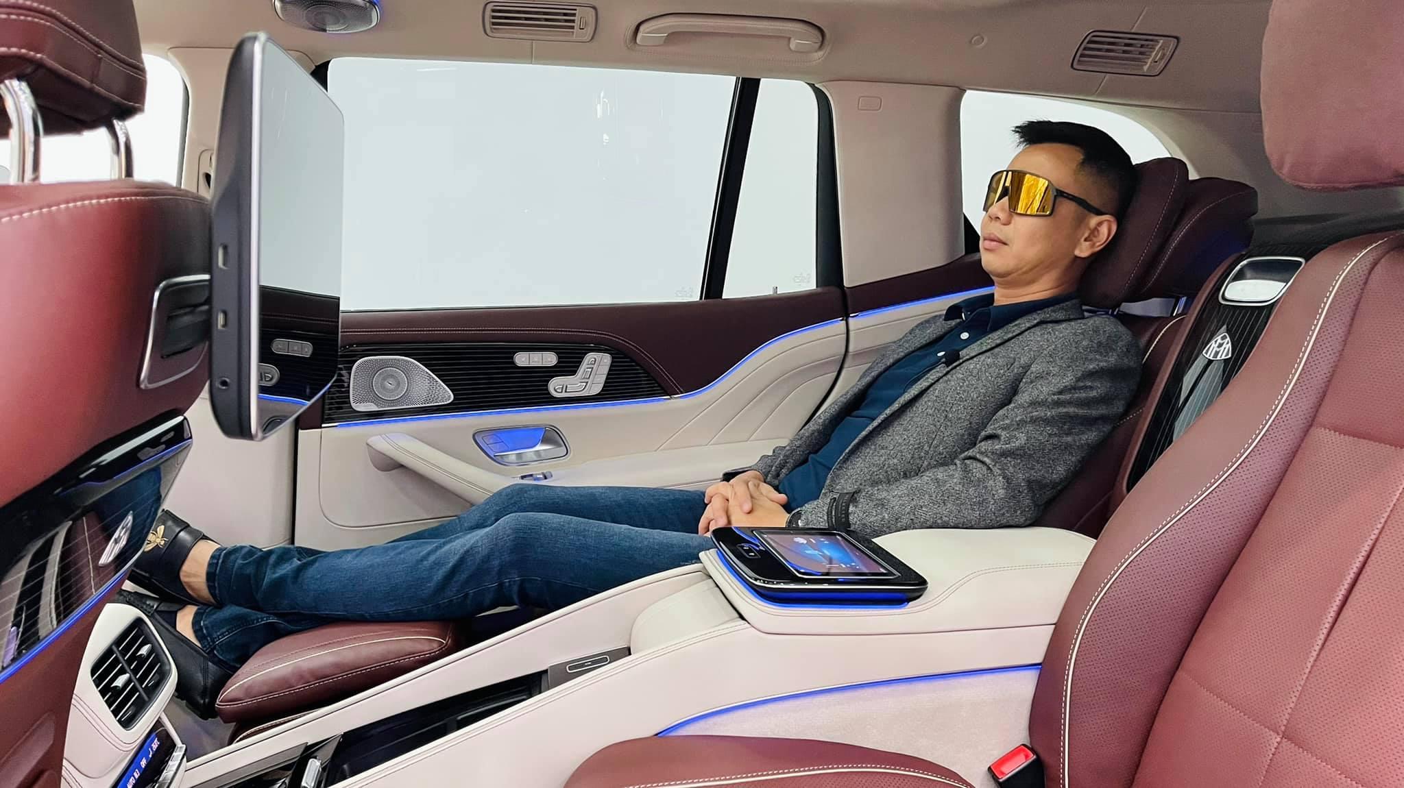 Trải nghiệm HÀNG NÓNG Mercedes Maybach GLS 600 - Đẳng cấp chủ tịch