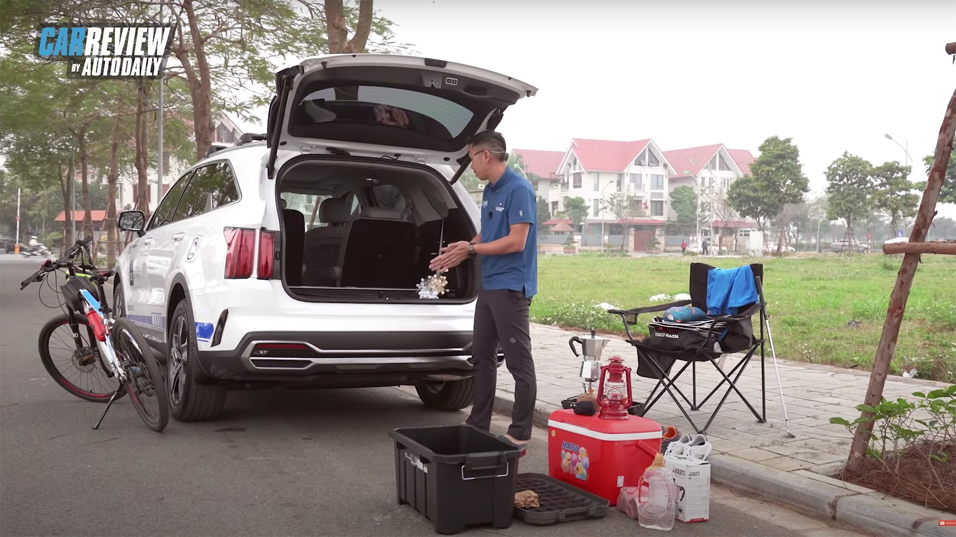 Những phụ kiện ô tô cực kỳ lợi hại trên xe (P1)