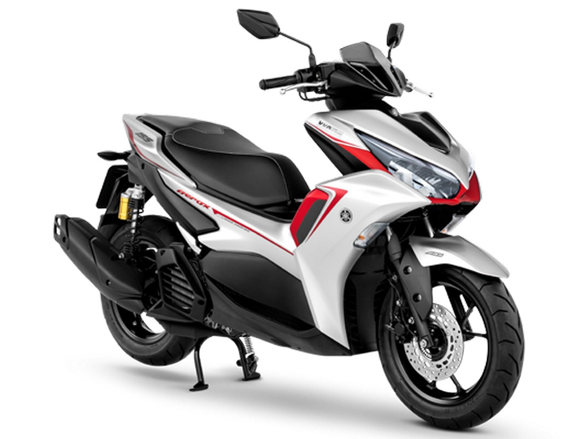 Yamaha NVX 155 2021 has 6 new suits for