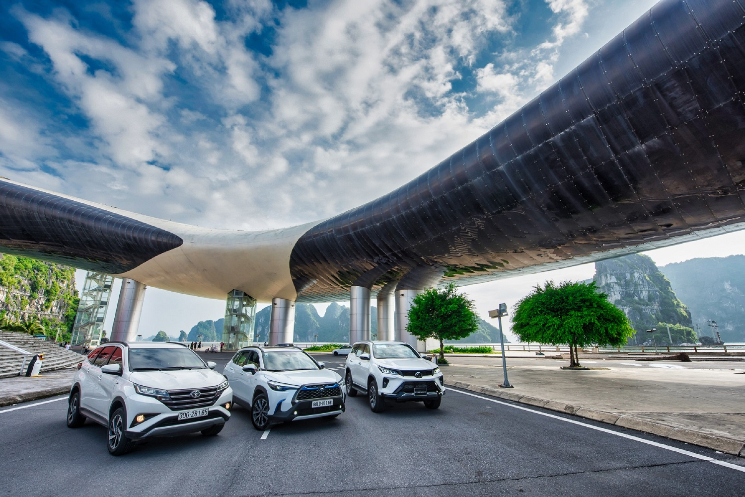 January 2021: Toyota Vietnam achieved sales of more than 4,500 toyota-suv-line-up.jpg cars
