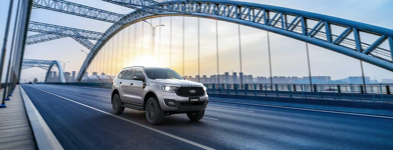 Ford Everest Sport 2021 ra mắt tại Việt Nam, giá 1,11 tỷ đồng