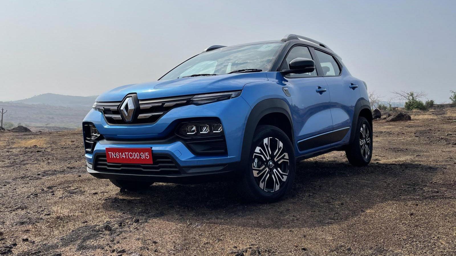 Ngày đầu mở bán, hơn 1.100 xe Renault Kiger được giao đến tay khách hàng