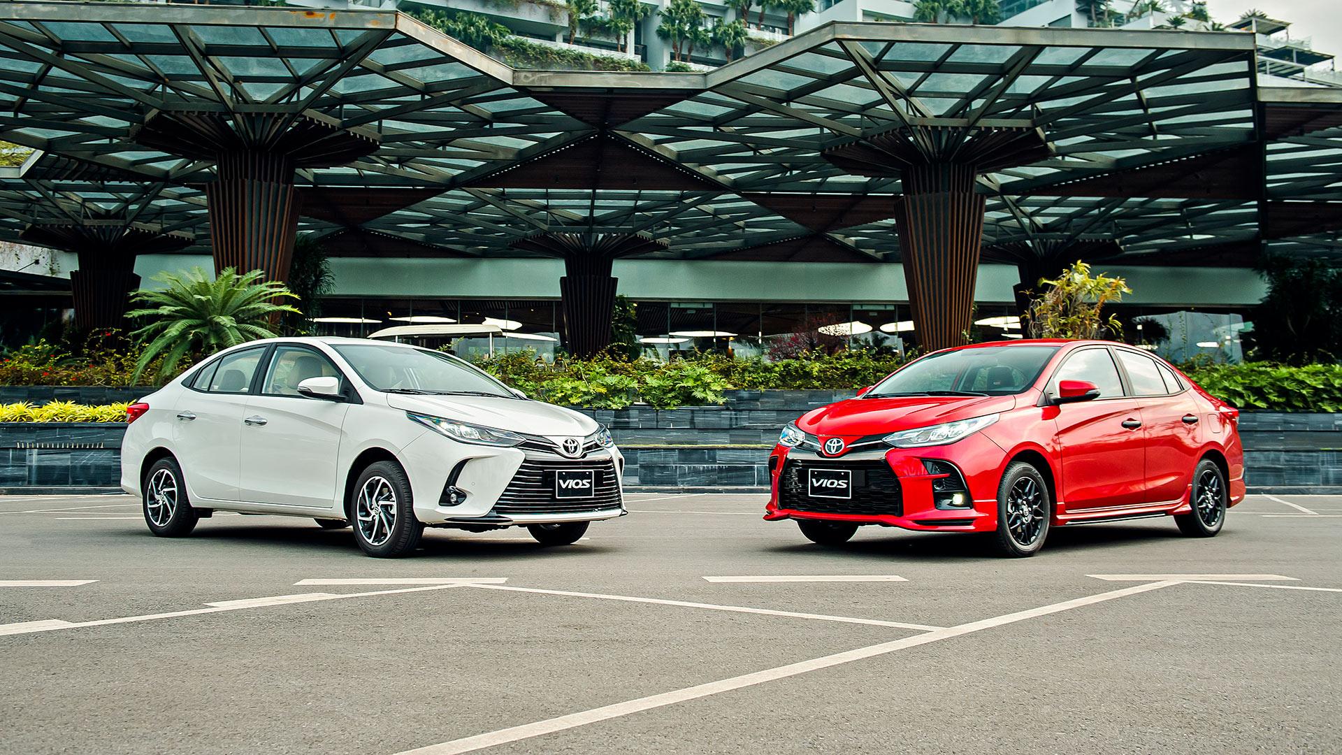 Những thay đổi đáng chú ý của Toyota Vios - mẫu xe bán chạy nhất năm 2020