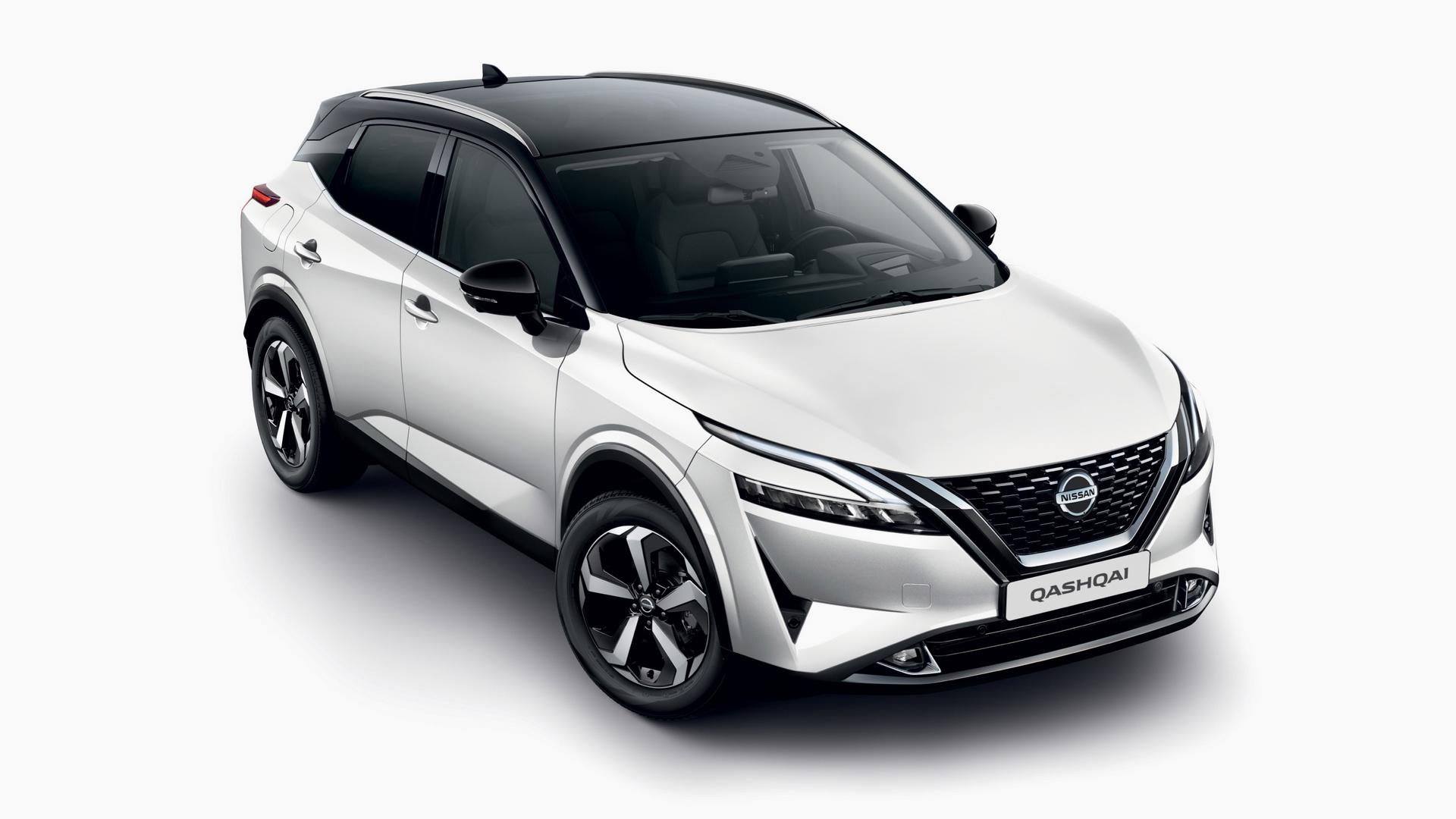 Nissan Qashqai 2021 chốt giá từ 40.718 USD tại Anh