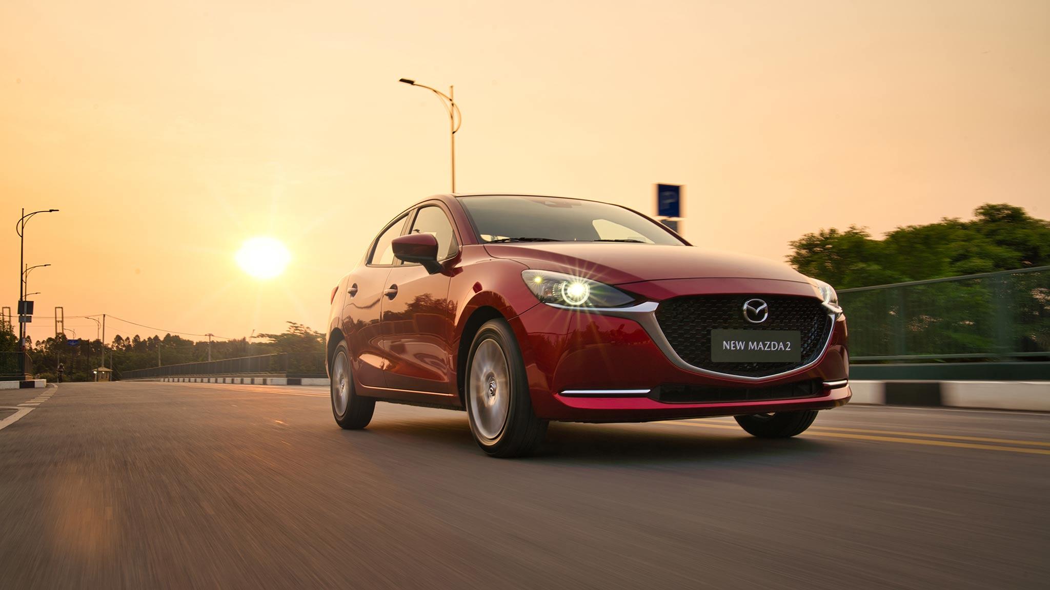 New Mazda2 tạo dựng lợi thế trong phân khúc sedan cỡ B