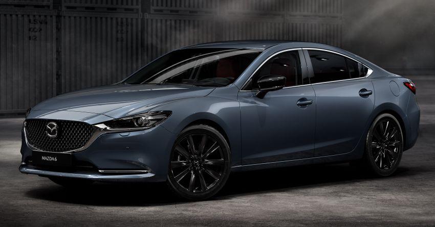 Mazda 6 2021 ra mắt tại Malaysia, giá từ 41.230 USD