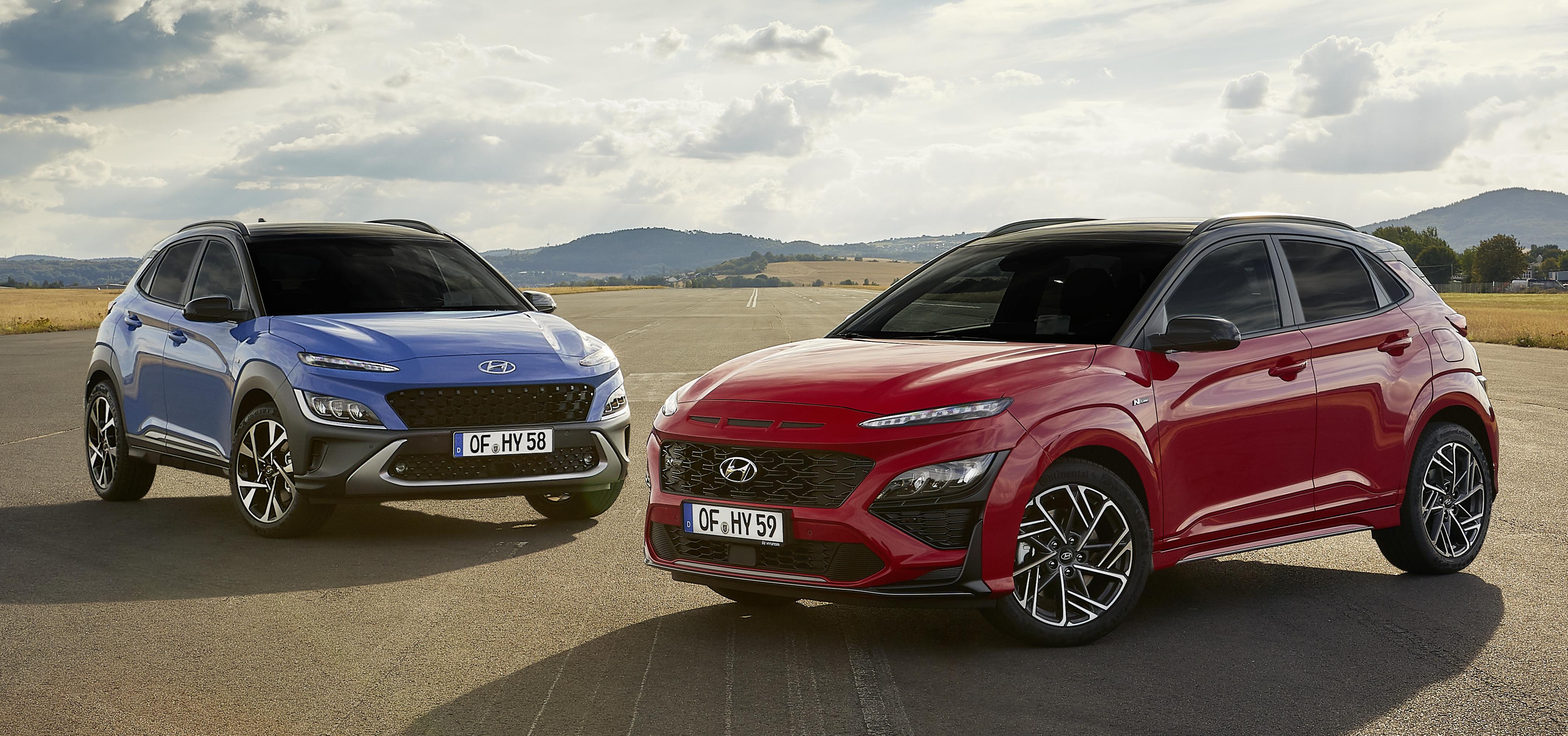 Hyundai Kona 2021 sắp ra mắt tại Malaysia, chờ ngày về Việt Nam