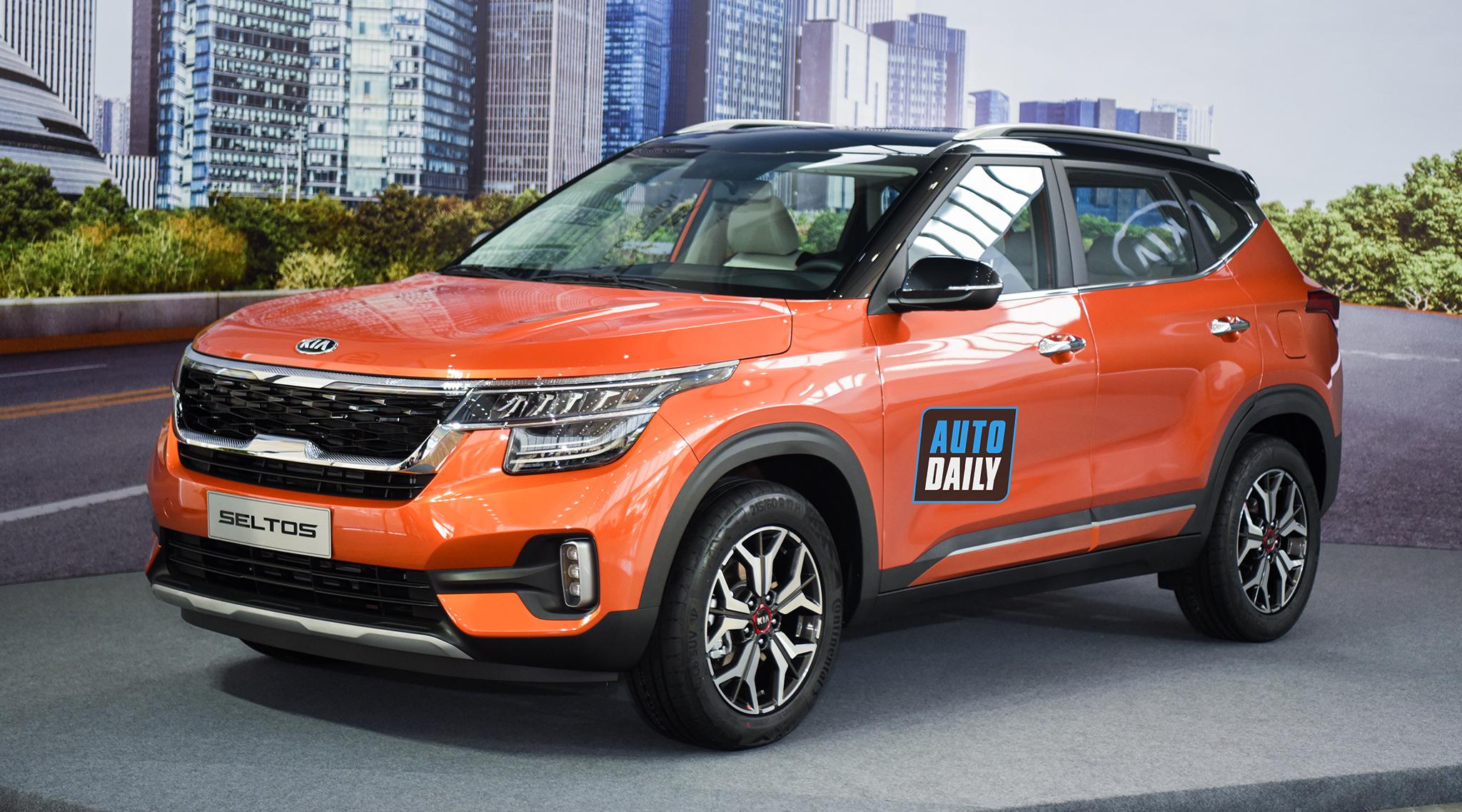 Phân khúc crossover đô thị tháng 3/2021: Hyundai Kona hụt hơi, Kia Seltos bứt tốc