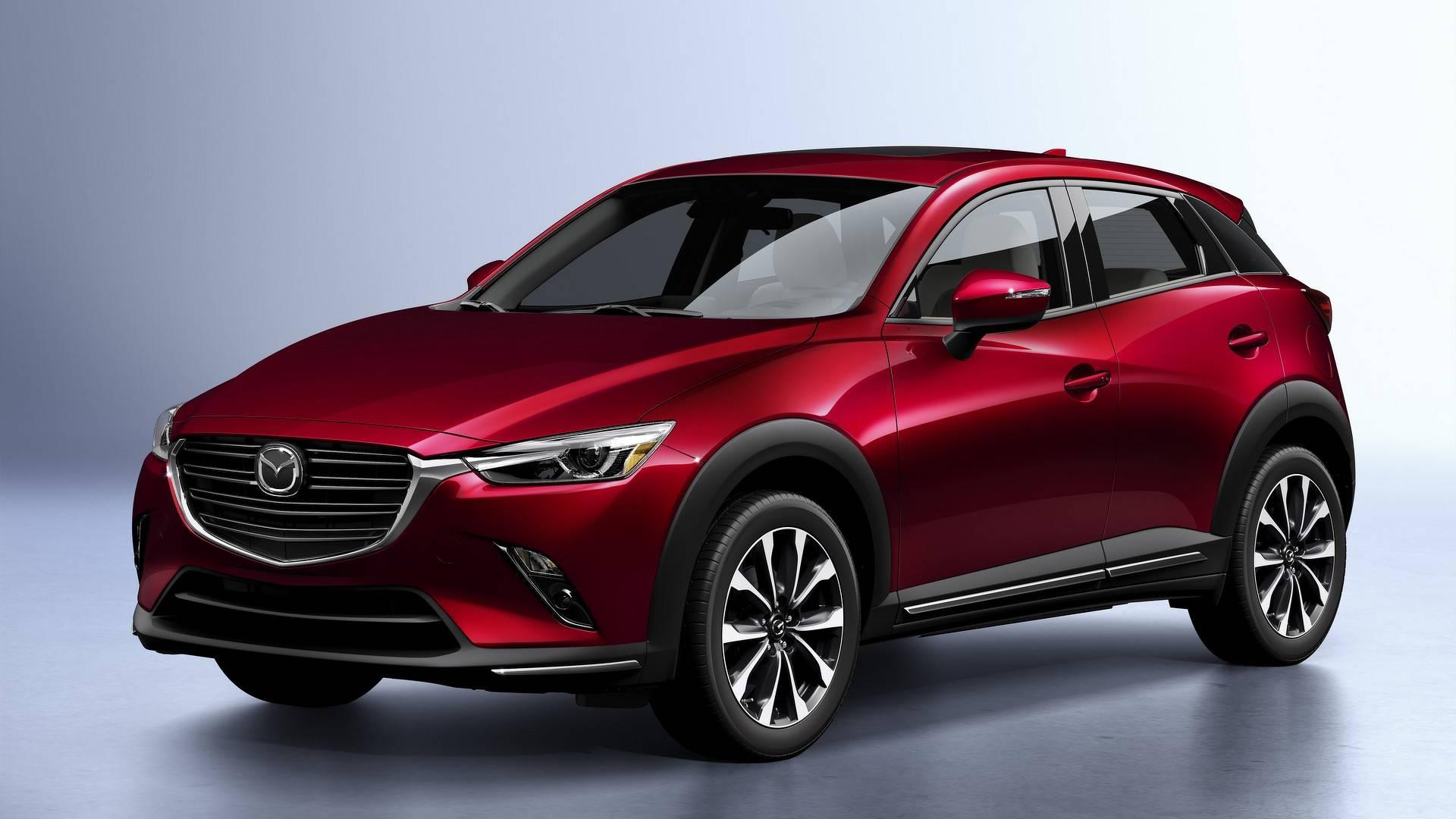 Sáng nay, Mazda CX-3 và CX-30 2021 ra mắt tại Việt Nam