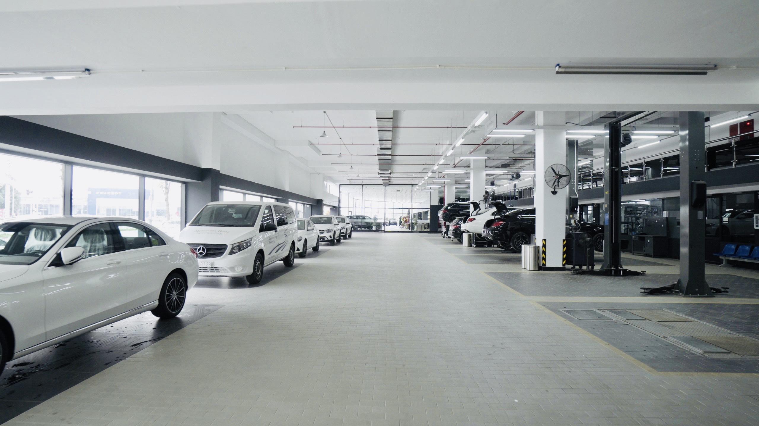 Mercedes-Benz mở rộng thị trường tại khu vực Bắc Trung Bộ mercedes-nghe-an-01.jpeg