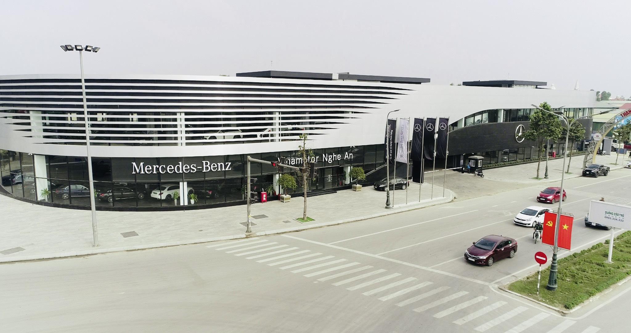Mercedes-Benz mở rộng thị trường tại khu vực Bắc Trung Bộ mercedes-nghe-an-02.jpeg