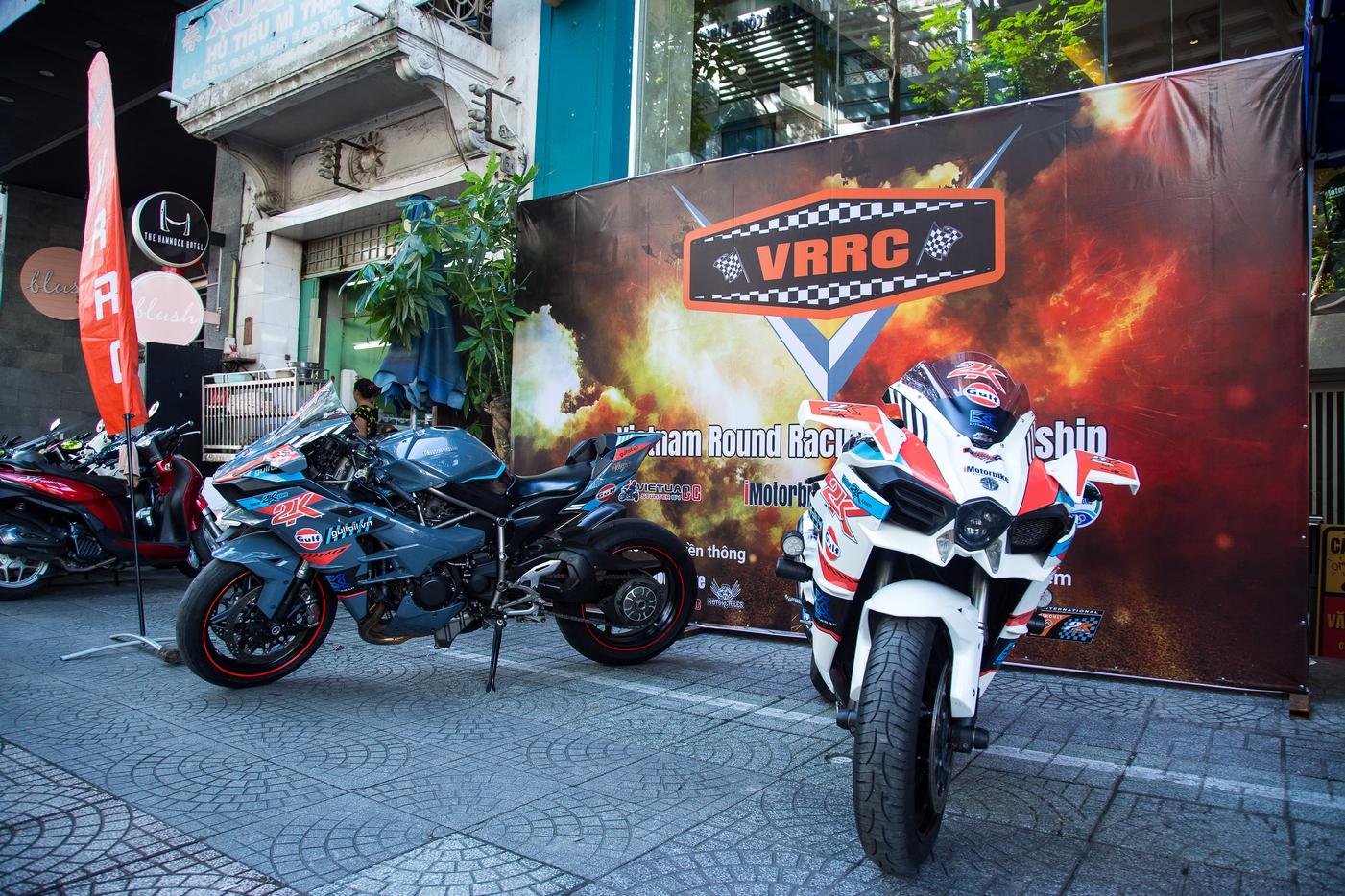 Khởi động Giải đua xe thể thao Việt Nam VRRC 2021 Vietnam Round Racing Championship 2021 (9).jpg