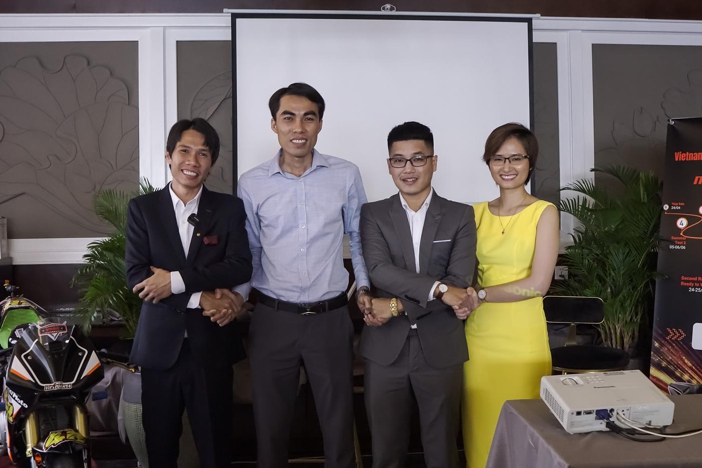 Khởi động Giải đua xe thể thao Việt Nam VRRC 2021 Vietnam Round Racing Championship 2021 (8).jpg