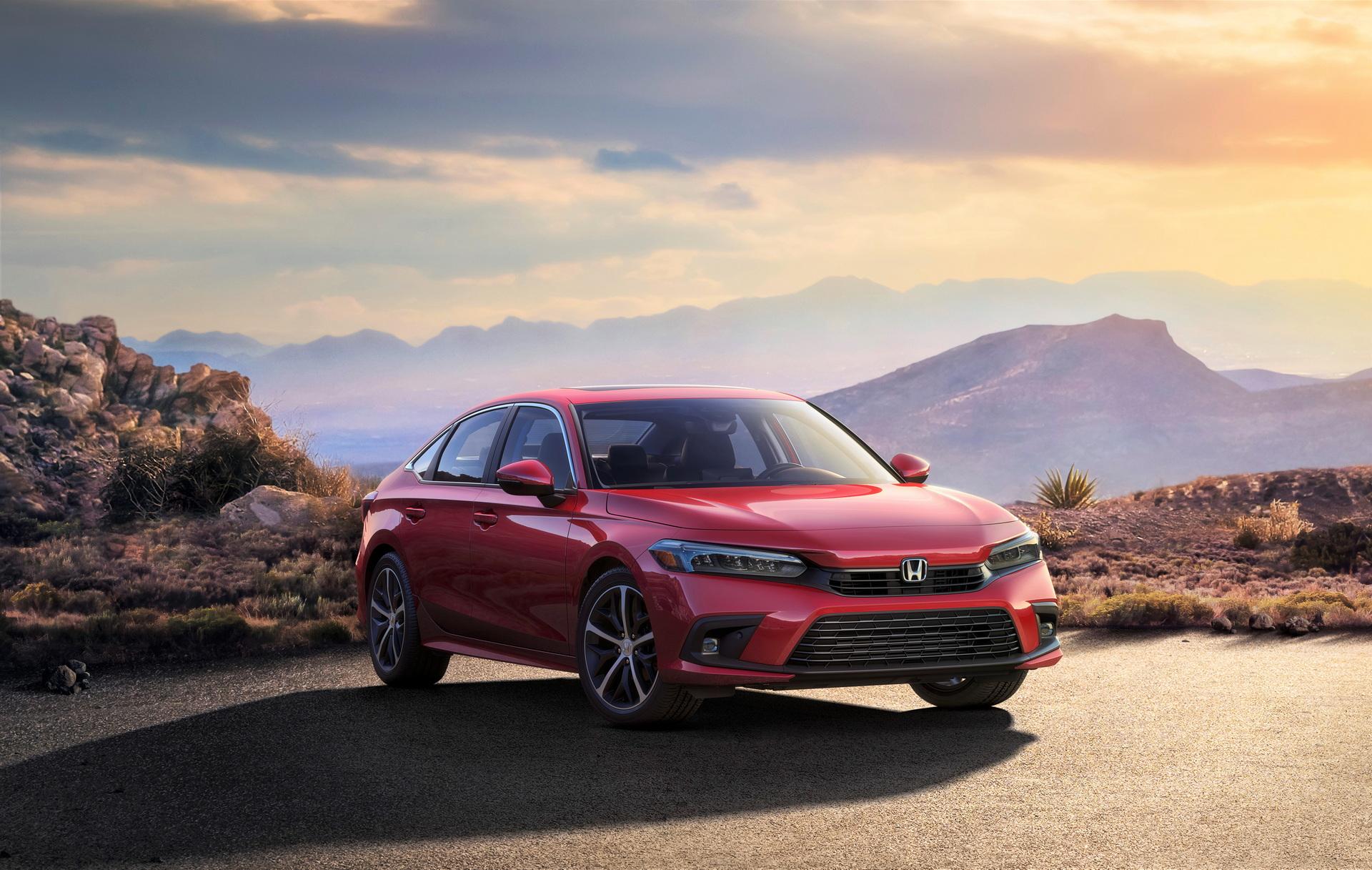 Chi tiết Honda Civic 2022: Thiết kế chỉn chu, vận hành thú vị