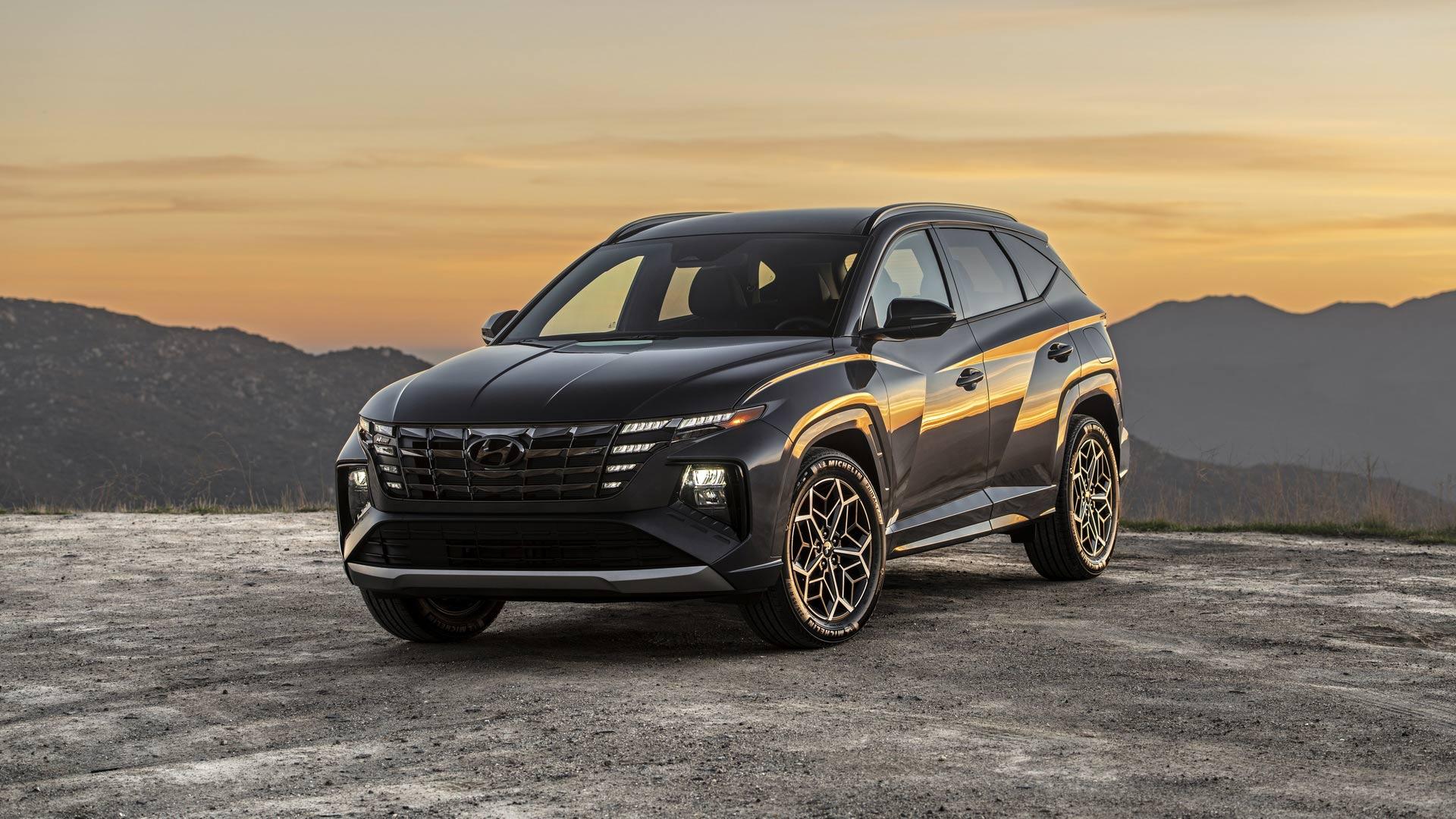 Tucson cực hút khách giúp Hyundai đạt kỷ lục doanh số tháng 4