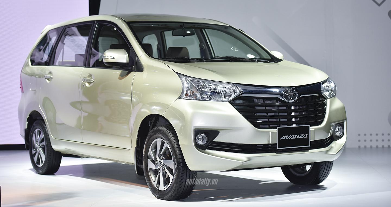 Toyota Việt Nam triệu hồi xe Avanza và Rush vì lỗi bơm nhiên liệu
