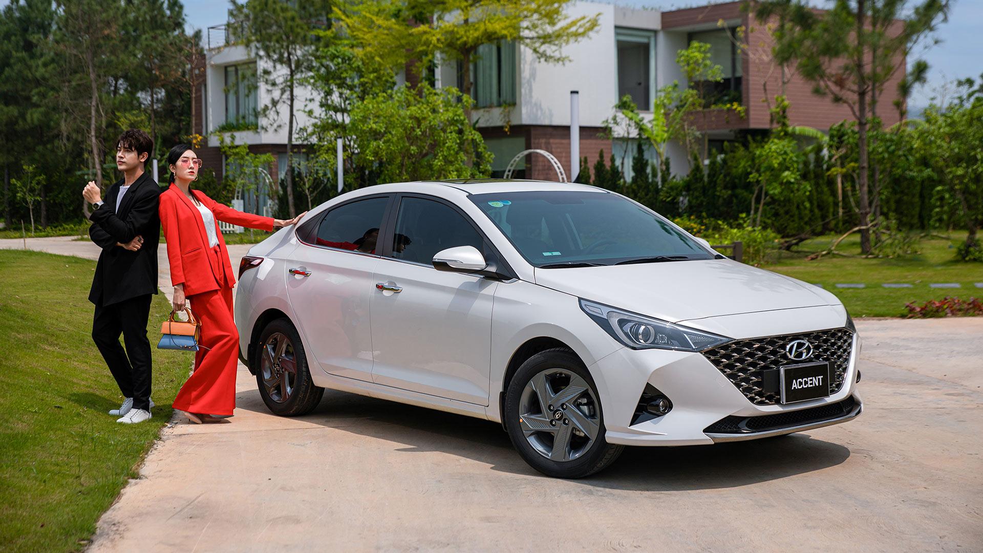 Tháng 4/2021: Hơn 6.500 xe Hyundai được bán ra, Accent tiếp tục thăng hoa