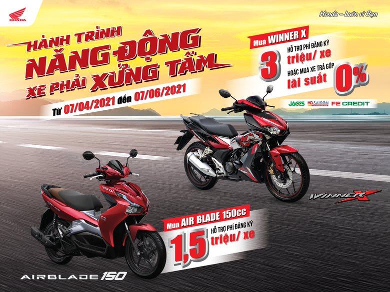 Giải mã sức hút của bộ đôi xe hot Honda Winner X và Air Blade km-honda.jpeg