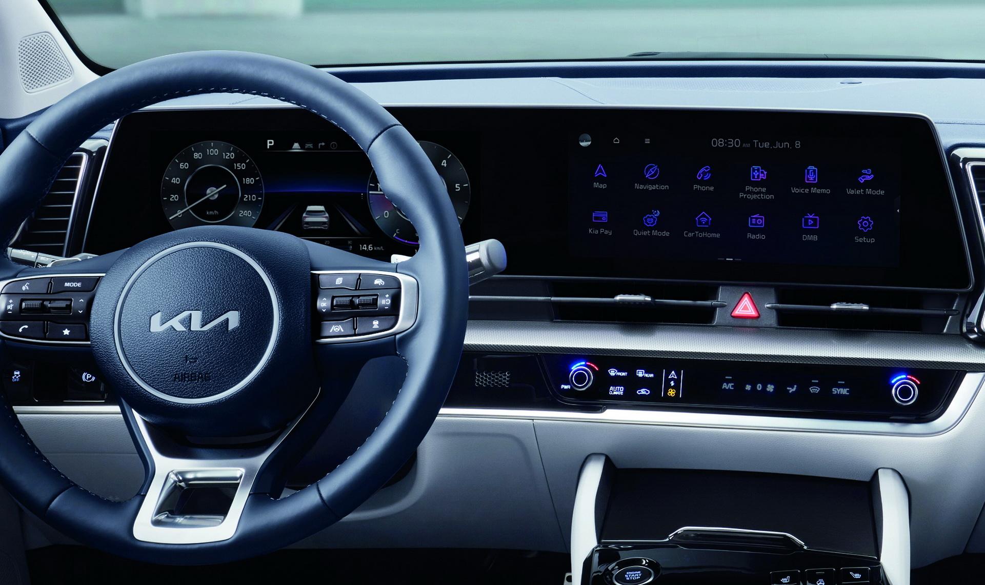 Kia Sportage 2022 ra mắt: Thiết kế táo bạo, nội thất hiện đại và cao cấp hơn kia-sportage-2023-dashboard.jpg