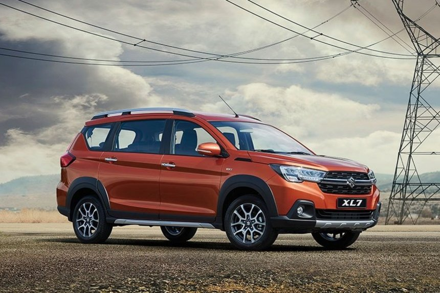 Suzuki Ertiga và XL7 sắp có phiên bản hybrid tại Indonesia, chờ về Việt Nam suzuki-xl7.jpg