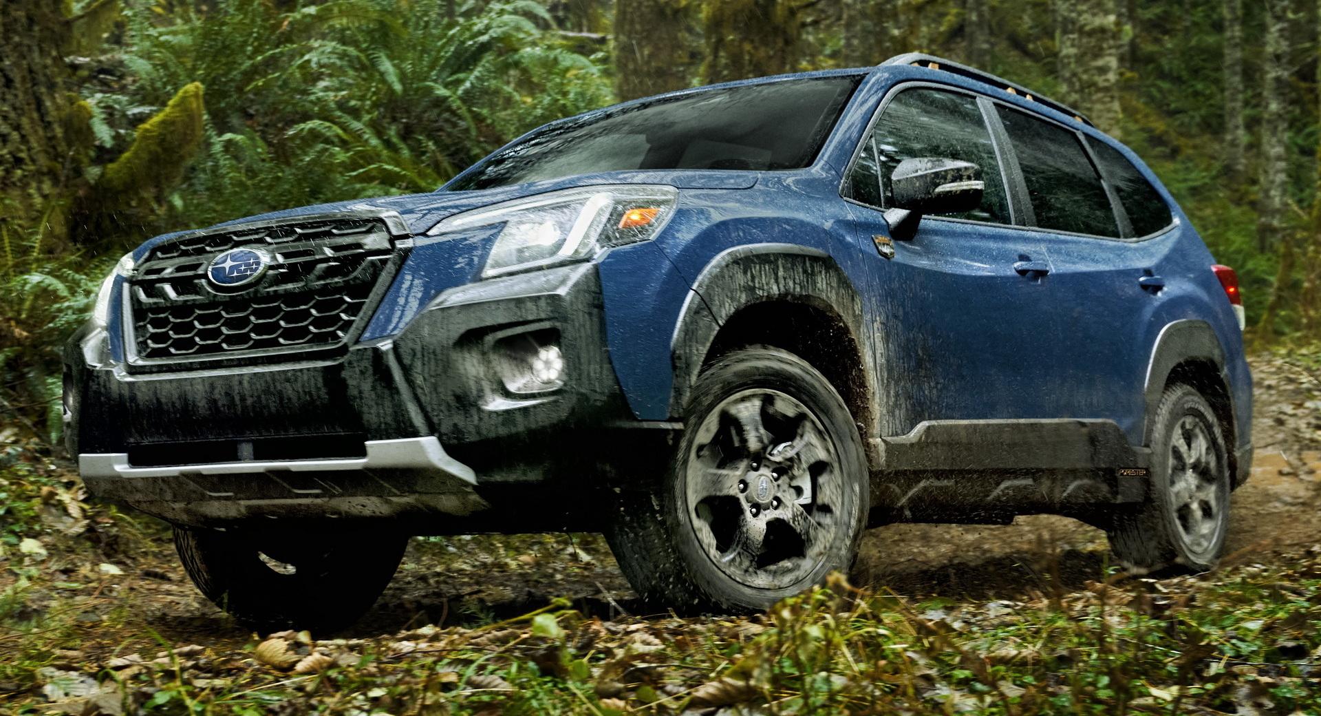 Subaru Forester 2022 ra mắt, bổ sung thêm phiên bản Wilderness mới 2022-subaru-forester-wilderness-12.jpeg