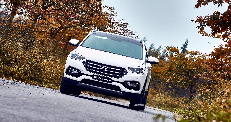 Hyundai SantaFe 2.2L CRDi 4WD 2016