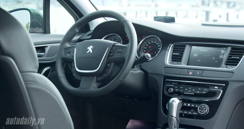 Peugeot 508 FL 2015