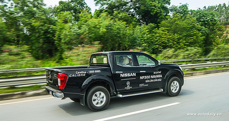 Nissan NP300 Navara EL