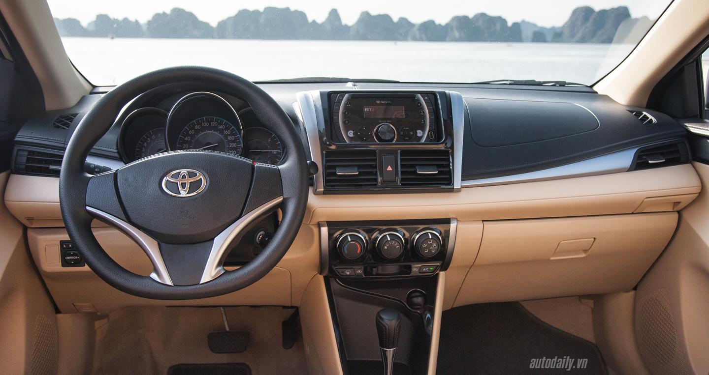 Ảnh chi tiết Toyota Vios 2016