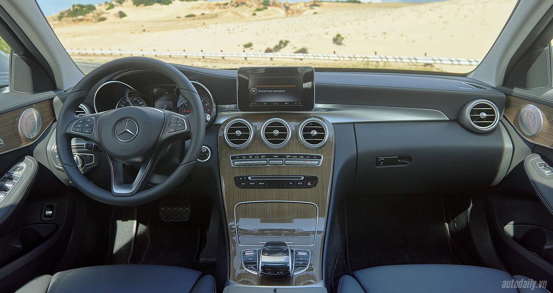 Mercedes-Benz C 250 Exclusive 2016