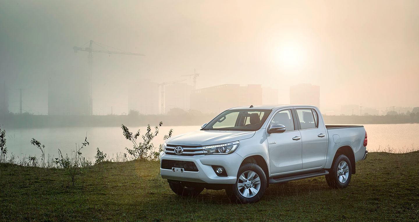 Toyota Hilux G 2.8 AT 2016