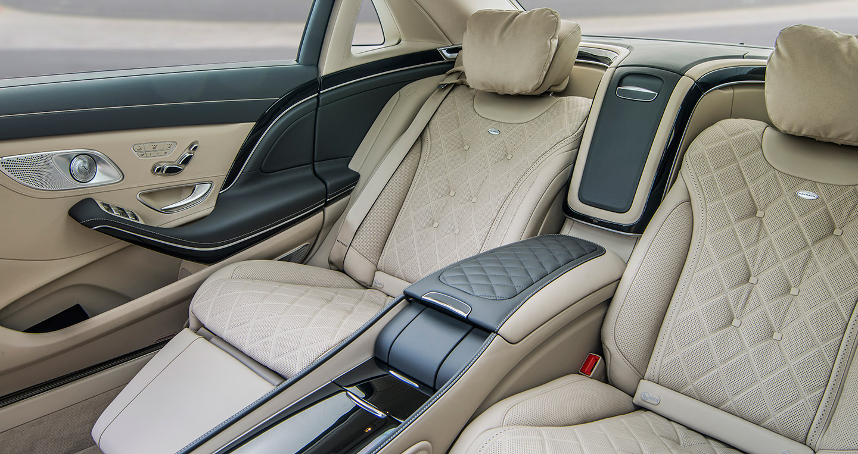 Ảnh chi tiết Mercedes-Maybach S 400 và S 500 tại Việt Nam
