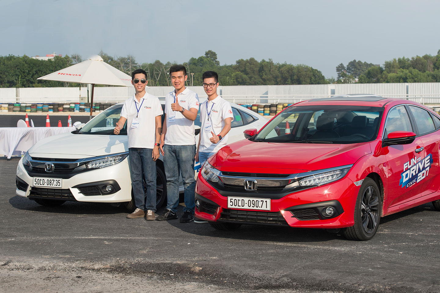 Honda Civic Fun-to-Drive 2017