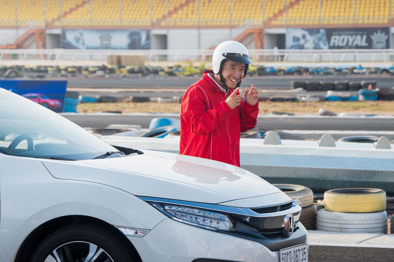 Honda Civic Fun-to-Drive 2017