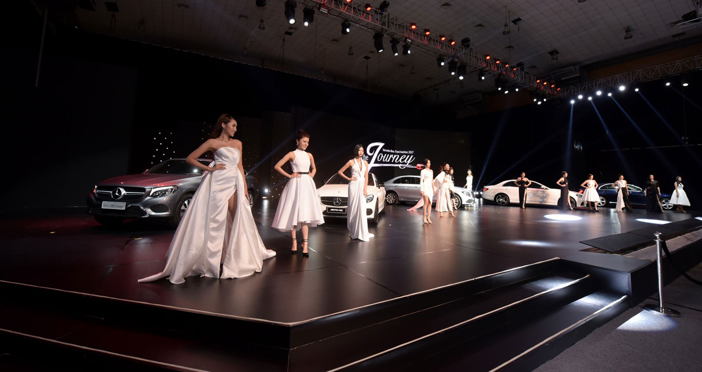 Mercedes-Benz Fascination 2017