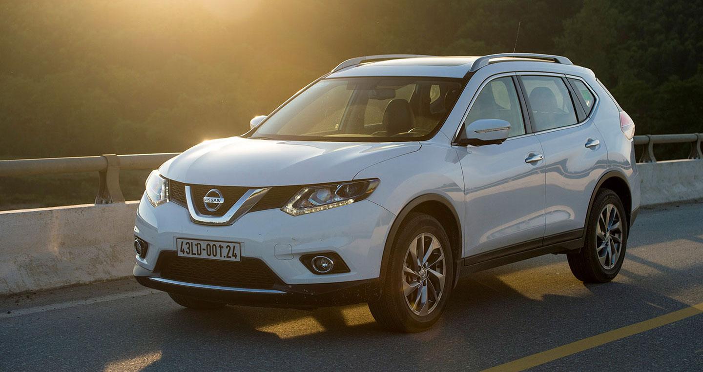 Album Nissan X-Trail 2017