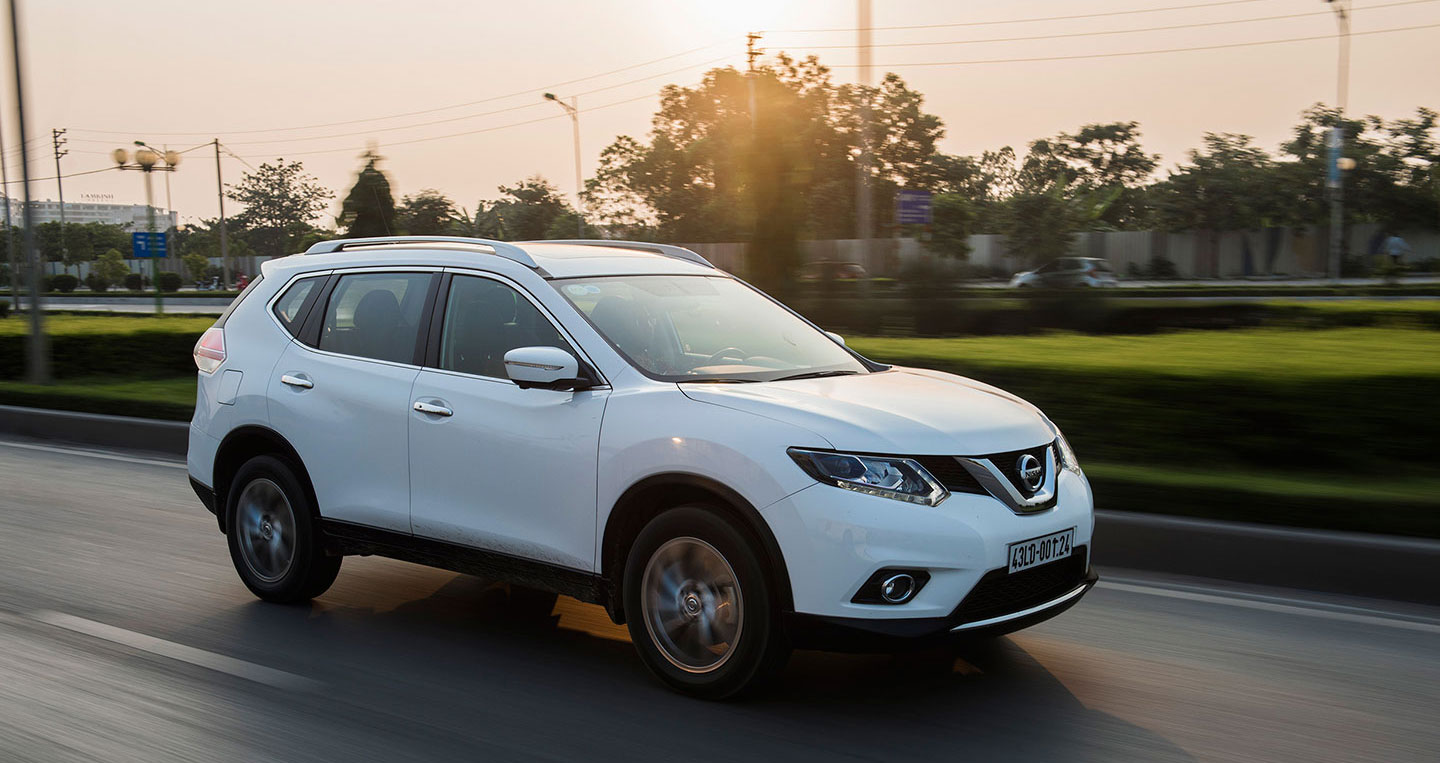 Album Nissan X-Trail 2017