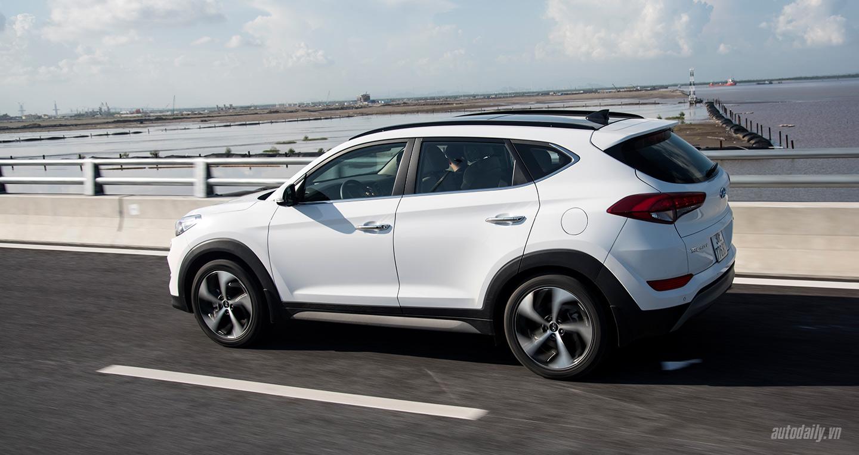 Hyundai Tucson Turbo 2017