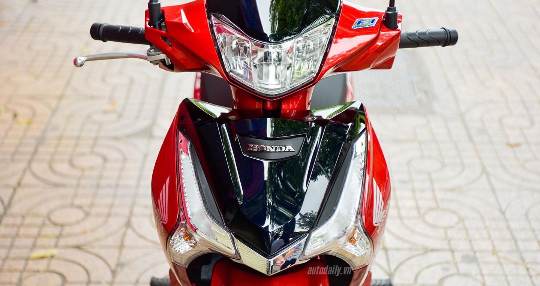 Ảnh chi tiết Honda Future 2018