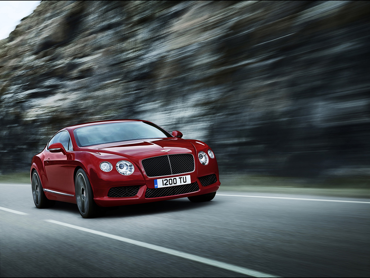 Quyến rũ Bentley Continental V8
