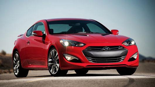 Hyundai Genesis Coupe 2013 – Thách thức thực sự - 1