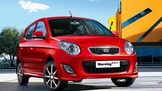 Hyundai Eon VS Kia Morning - Thị hiếu xe cỡ nhỏ - 4