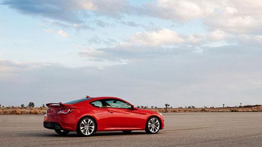 Hyundai Genesis Coupe 2013 – Thách thức thực sự - 4